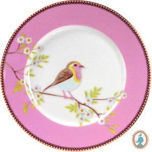 Prato de Sobremesa Early Bird Pip Studio Floral